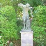 Une statue grecque