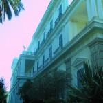 Façade du palais