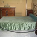 Le lit de SISSI