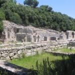 Ruines à Butrin