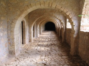 Intérieur du monastère