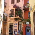 La vieille ville colorée