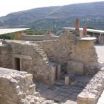 ruines de Cnossos