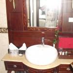 Salle de bain cabine
