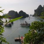 La baie d'Halong Vietnam