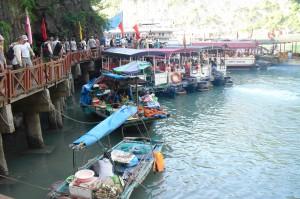 Le marché des pêcheurs