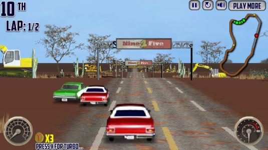 jeu de courses de voitures