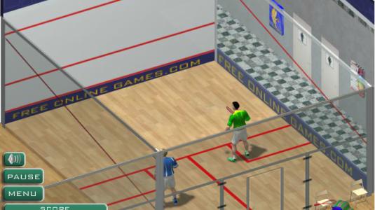 Jeu de Squash