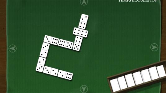 Le jeu des dominos