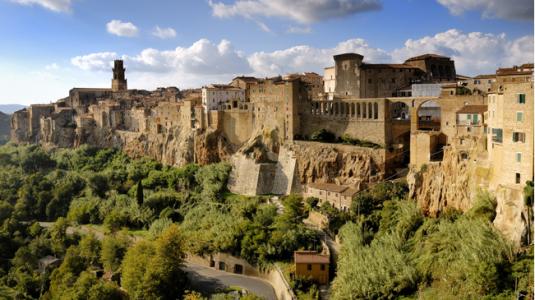 La Maremme en Toscane