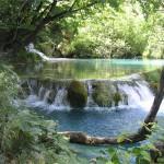 Lac retombant