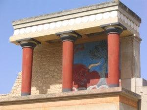 Le palais de Cnossos