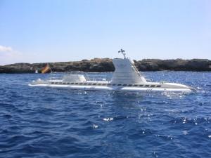 sous-marin Le Nemo