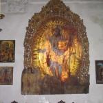 Intérieur de l'église d'Arkadi