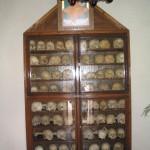 Les ossements des morts