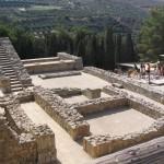 Ruines du palais de Cnossos