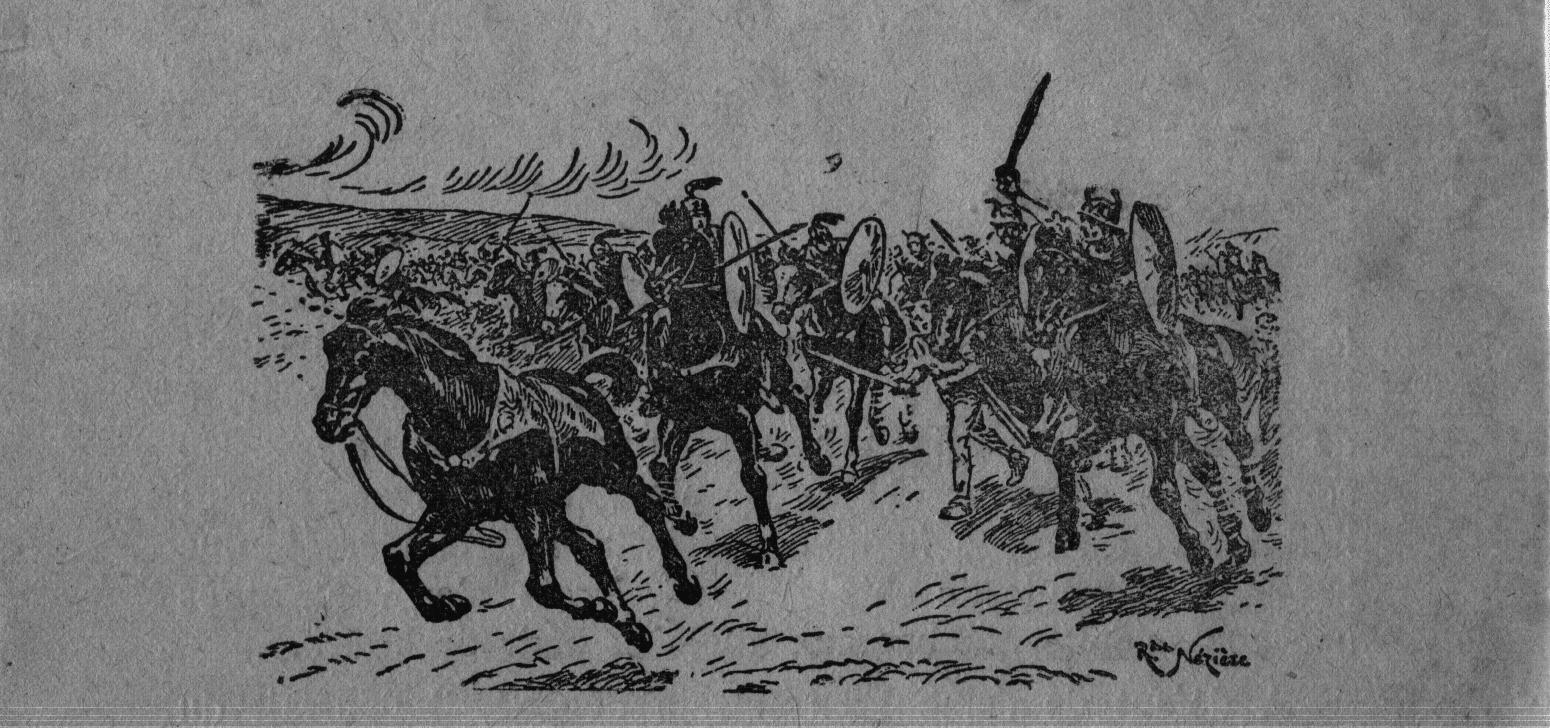première bataille de cavalerie
